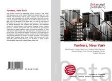 Capa do livro de Yonkers, New York
