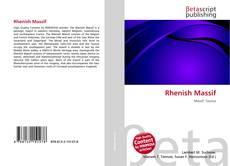 Обложка Rhenish Massif