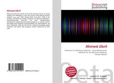 Bookcover of Ahmed Jibril