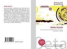 Robb Austin kitap kapağı