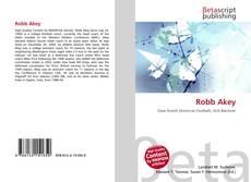 Bookcover of Robb Akey