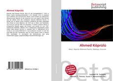Portada del libro de Ahmed Köprülü