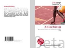 Обложка Ximena Restrepo