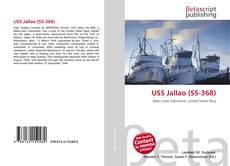 Portada del libro de USS Jallao (SS-368)