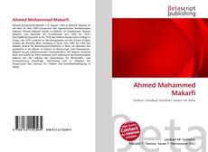 Bookcover of Ahmed Mohammed Makarfi