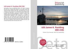 Bookcover of USS James K. Paulding (DD-238)