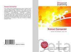 Bookcover of Ximian Connector