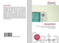 Bookcover of Ahmed Rami