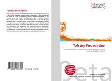 Bookcover of Tolstoy Foundation
