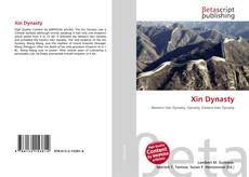 Xin Dynasty kitap kapağı
