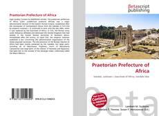 Couverture de Praetorian Prefecture of Africa