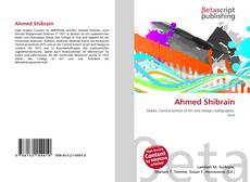 Couverture de Ahmed Shibrain