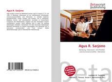 Bookcover of Agus R. Sarjono
