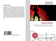 Bookcover of Yonnhy Pérez