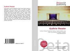 Guthrie Theater kitap kapağı