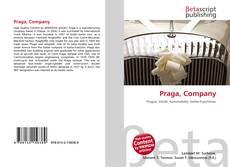 Portada del libro de Praga, Company