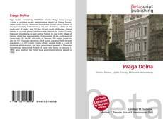 Portada del libro de Praga Dolna