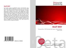 Bookcover of Wolf WR7