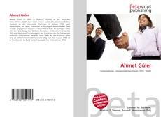 Buchcover von Ahmet Güler