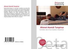 Capa do livro de Ahmet Hamdi Tanpinar