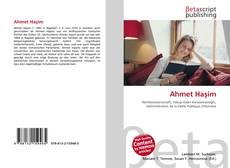 Bookcover of Ahmet Haşim
