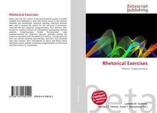 Обложка Rhetorical Exercises