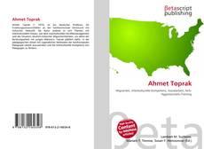 Ahmet Toprak kitap kapağı