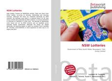 Bookcover of NSW Lotteries