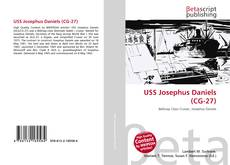 USS Josephus Daniels (CG-27) kitap kapağı