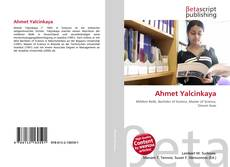 Bookcover of Ahmet Yalcinkaya