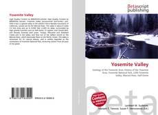 Bookcover of Yosemite Valley