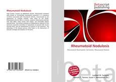 Buchcover von Rheumatoid Nodulosis