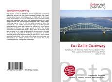 Bookcover of Eau Gallie Causeway