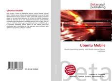 Couverture de Ubuntu Mobile