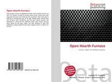 Обложка Open Hearth Furnace