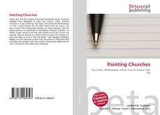 Capa do livro de Painting Churches