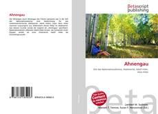 Ahnengau的封面