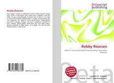Bookcover of Robby Roarsen