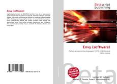 Bookcover of Envy (software)