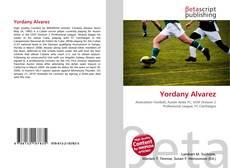 Bookcover of Yordany Alvarez