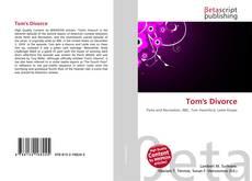 Tom's Divorce kitap kapağı