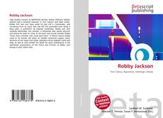 Bookcover of Robby Jackson