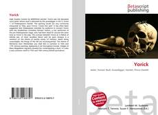 Bookcover of Yorick