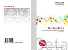 Bookcover of Tom-Tom Drum