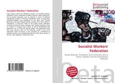 Bookcover of Socialist Workers' Federation
