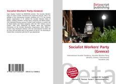 Couverture de Socialist Workers' Party (Greece)