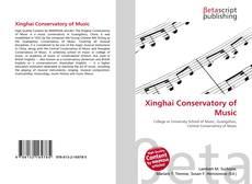 Capa do livro de Xinghai Conservatory of Music