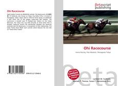 Bookcover of Ohi Racecourse