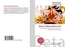 Обложка Ahorn (Oberösterreich)