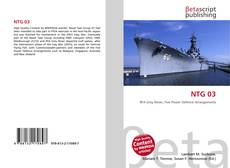 Bookcover of NTG 03